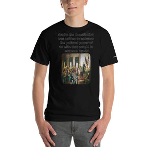 Entrench Itself T-Shirt - Voice4liberty