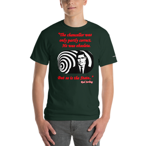 The Obsolete Man T-Shirt - Voice4liberty
