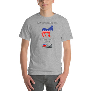 We Out Number You T-Shirt - Voice4liberty