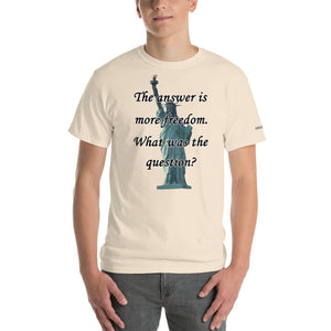 More Freedom T-Shirt - Voice4liberty