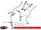 AWE Track Edition Cat-Back Exhaust / 2018+ Jeep Grand Cherokee WK2 Trackhawk 6.2LSC V8