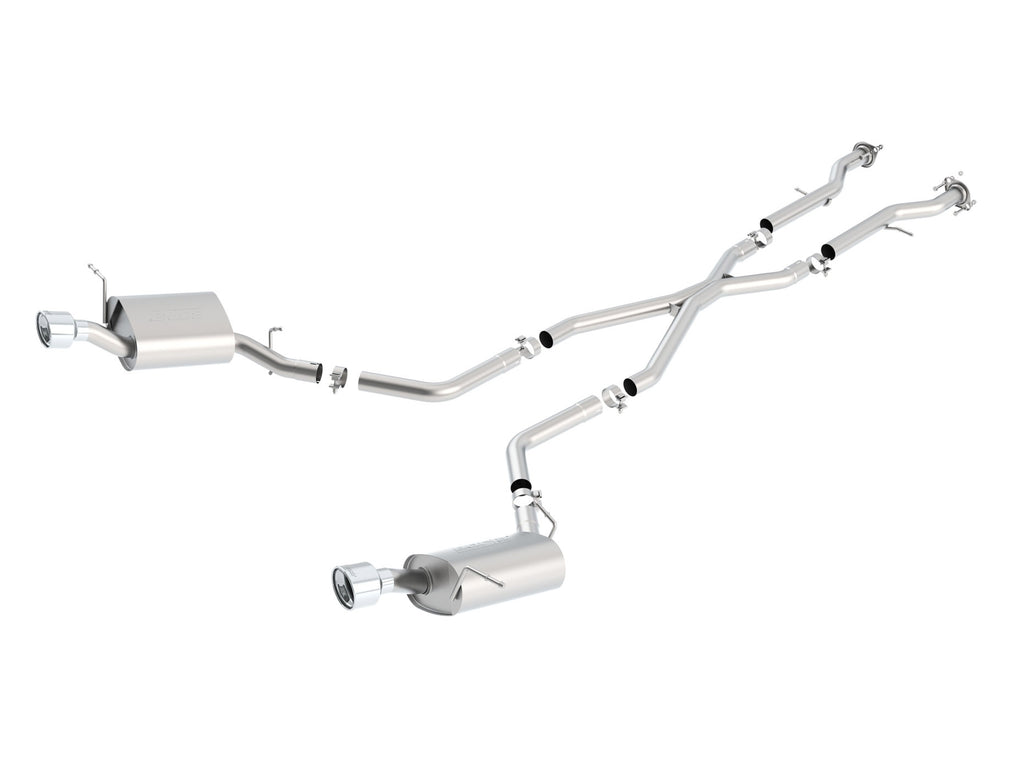 Borla Cat-Back Exhaust S-Type Dodge Durango (11-19) 5.7L