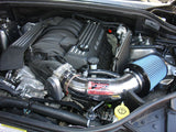 Injen PowerFlow Air Intake Jeep Grand Cherokee SRT (12-14) V8 6.4L HEMI - Polished