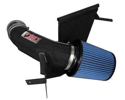 Injen PowerFlow Air Intake Jeep Grand Cherokee SRT (12-14) V8 6.4L HEMI - Wrinkle Black