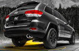 Magnaflow MF Series Cat-Back Exhaust (14-19) Jeep Grand Cherokee WK2 3.6L V6