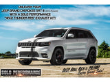 SOLO Performance 2012+ WK2 Thunder Res Catback  / Jeep GC SRT & Trackhawk
