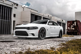 Velgen Wheels Split 5 Satin Black 20s | Dodge Charger/Challenger