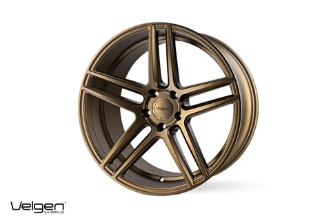 Velgen Wheels Split 5 Satin Bronze 20s | Dodge Charger/Challenger