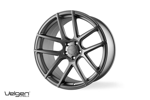 Velgen Wheels VMB5 Satin Gunmetal 22x10.5 et35 | Jeep Grand Cherokee SRT/Trackhawk