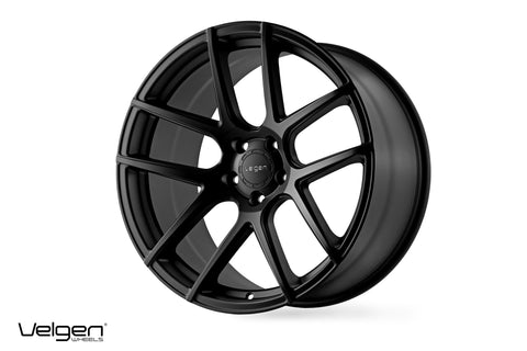 Velgen Wheels VMB5 Satin Black 20s | Dodge Charger/Challenger