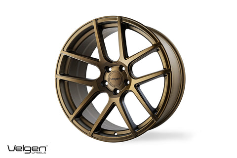 Velgen Wheels VMB5 Satin Bronze 20s | Dodge Charger/Challenger