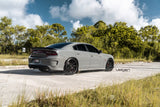 Velgen Wheels VMB9 Satin Black 20s / 22s | Dodge Charger/Challenger
