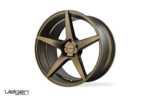 Velgen Wheels Classic 5 Satin Bronze 20s / 22s | Dodge Charger/Challenger