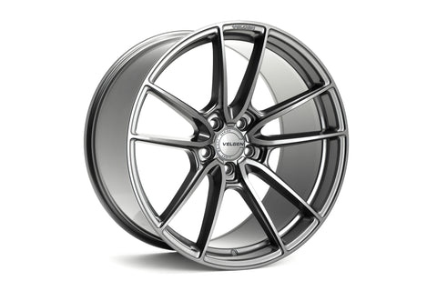 Velgen Wheels VF5 Gloss Gunmetal 20x10.5 et34 | Jeep Grand Cherokee SRT/Trackhawk