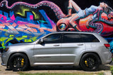Velgen VF5 Lightweight Satin Black 22s | Jeep Grand Cherokee WK2 / Durango