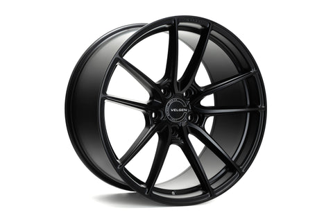 Velgen Wheels VF5 Satin Black 20x10.5 et34 | Jeep Grand Cherokee SRT/Trackhawk