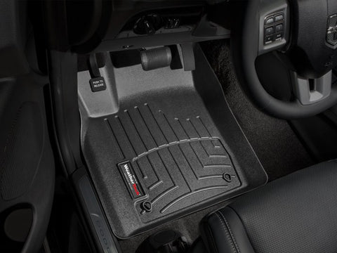 WeatherTech / 2011-2012 Dodge Durango FloorLiner Mats (1st Row)