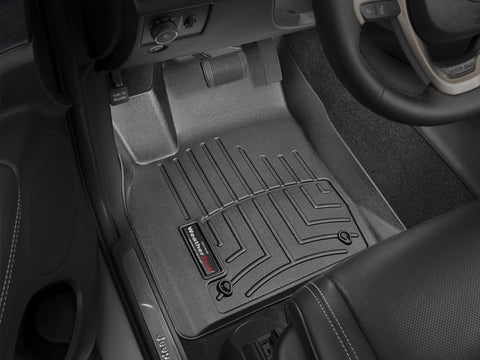 WeatherTech / 2013-2014 Jeep Grand Cherokee FloorLiner Mats (1st Row)
