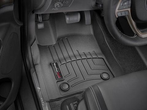 WeatherTech / 2016-2020 Jeep Grand Cherokee FloorLiner Mats (1st Row)