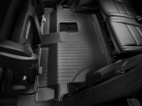 WeatherTech / 2011-2020 Dodge Durango FloorLiner Mats (3rd Row, with 2nd Row Bench)