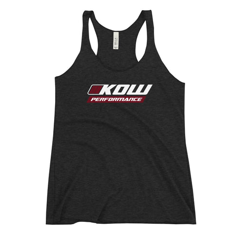 Women's Racerback Tank / KOW Performance