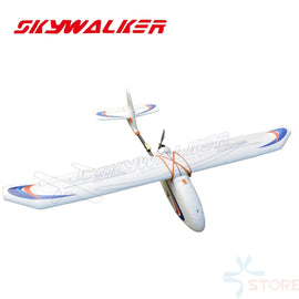 Skywalker 1900 mm Wingspan carbon fiber Inverted T-tail version Glider white FPV UAV Fixed Wing airplane RC Plane