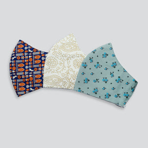Pack of 3 - Rich Print