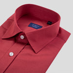 MAROON (COTTON LINEN)