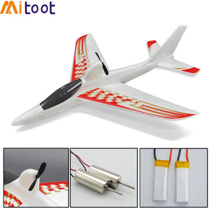 Hand Throwing Plane EPP Material RC Airplane Model RC Glider Drones Outdoor Toys With lipo battery For Kid Boy Birthday Gift
