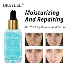 Load image into Gallery viewer, BREYLEE serum series Hyaluronic acid Rose nourishing Vitamin c whitening Retinol firming 24k gold Soothing repair face care 1pcs