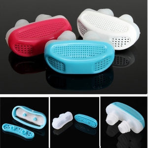 Portable Sleeping Aid Stop Nose Grinding Air Clean Filter Air Purifying Apparatus Health Care Free Shipping