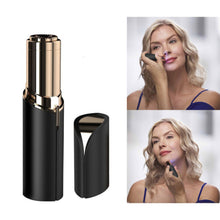 Load image into Gallery viewer, Multifunction Lipstick Eyebrow Trimmer Face Brows Hair Remover Epilator Pen Mini Electric Shaver Painless Eye Brow Epilator