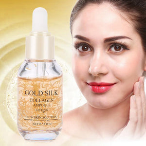 Face Skin Care Silk Hyaluronic Acid Snail Secretion Antiaging Moisturizing Facial Skin Essence