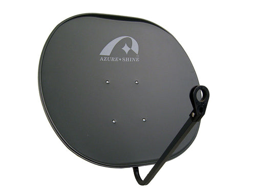 Azure Shine 80cm offset satellite dish - Skybeam Communications