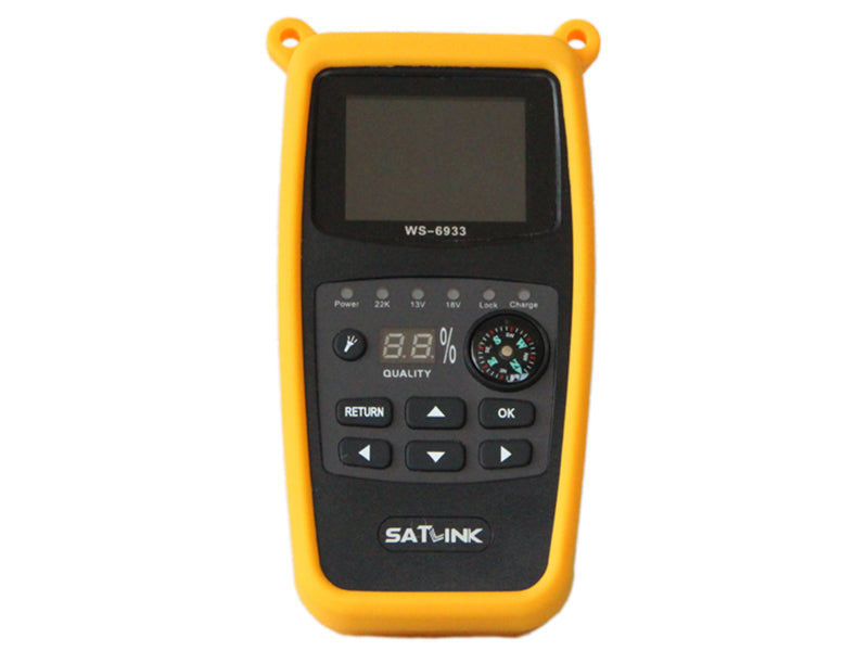 Satlink WS-6933 DVB-S2 Economy Satellite Meter - Skybeam Communications