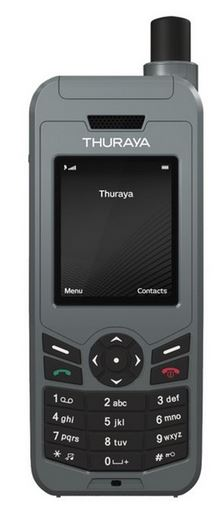 Thuraya XT-LITE Satellite Phone - Vehicle Kit - Skybeam Communications