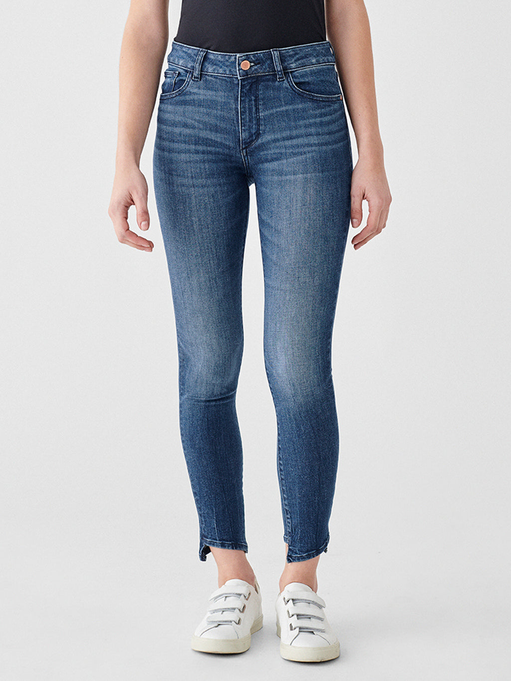 DL1961 FLORENCE ANKLE MID RISE SKINNY (INCLUSIVE SIZES AVAILABLE)