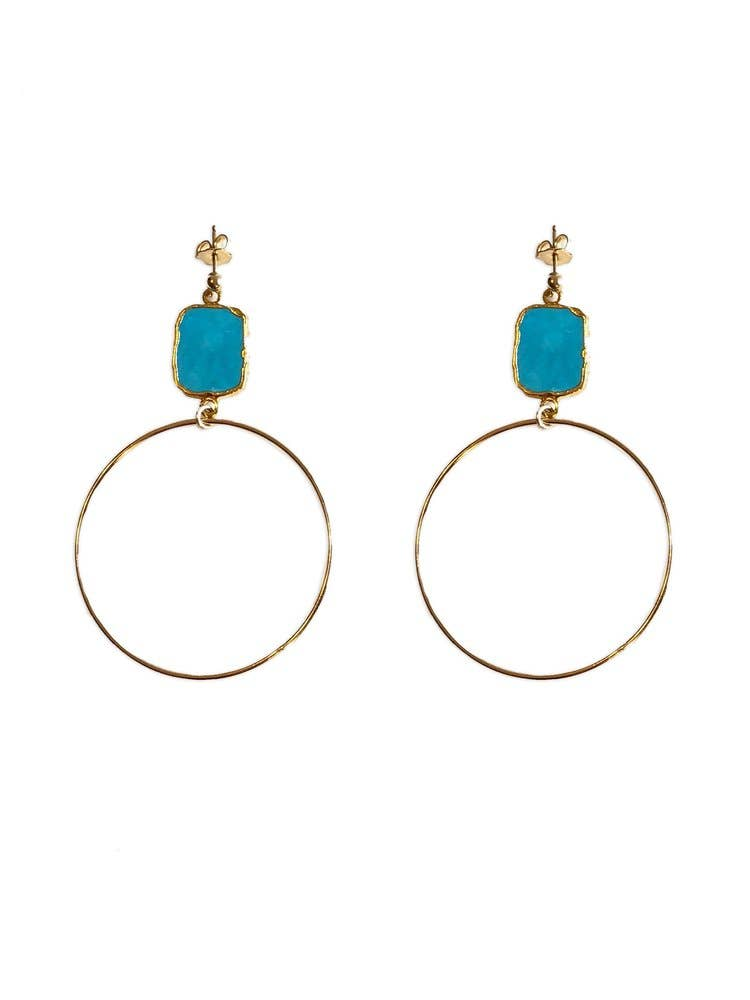 Set & Stones - Colby Earrings