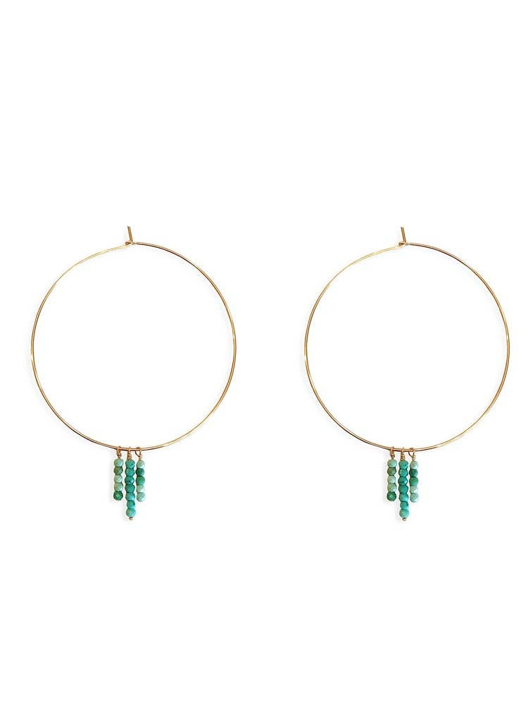 Set & Stones - Jensen Earrings