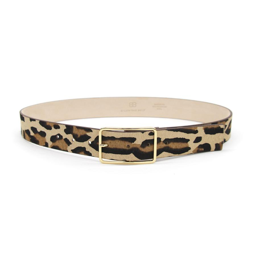 B-LOW THE BELT LEOPARD MILLA BELT
