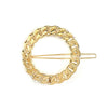 B-Low The Belt Gissel Circle Barrette