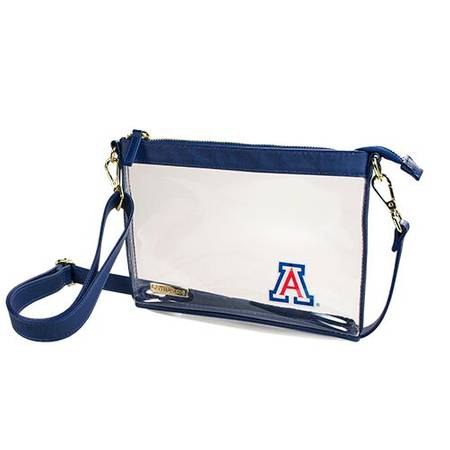 Capri Designs - Small Crossbody Collegiate Licensed UofA