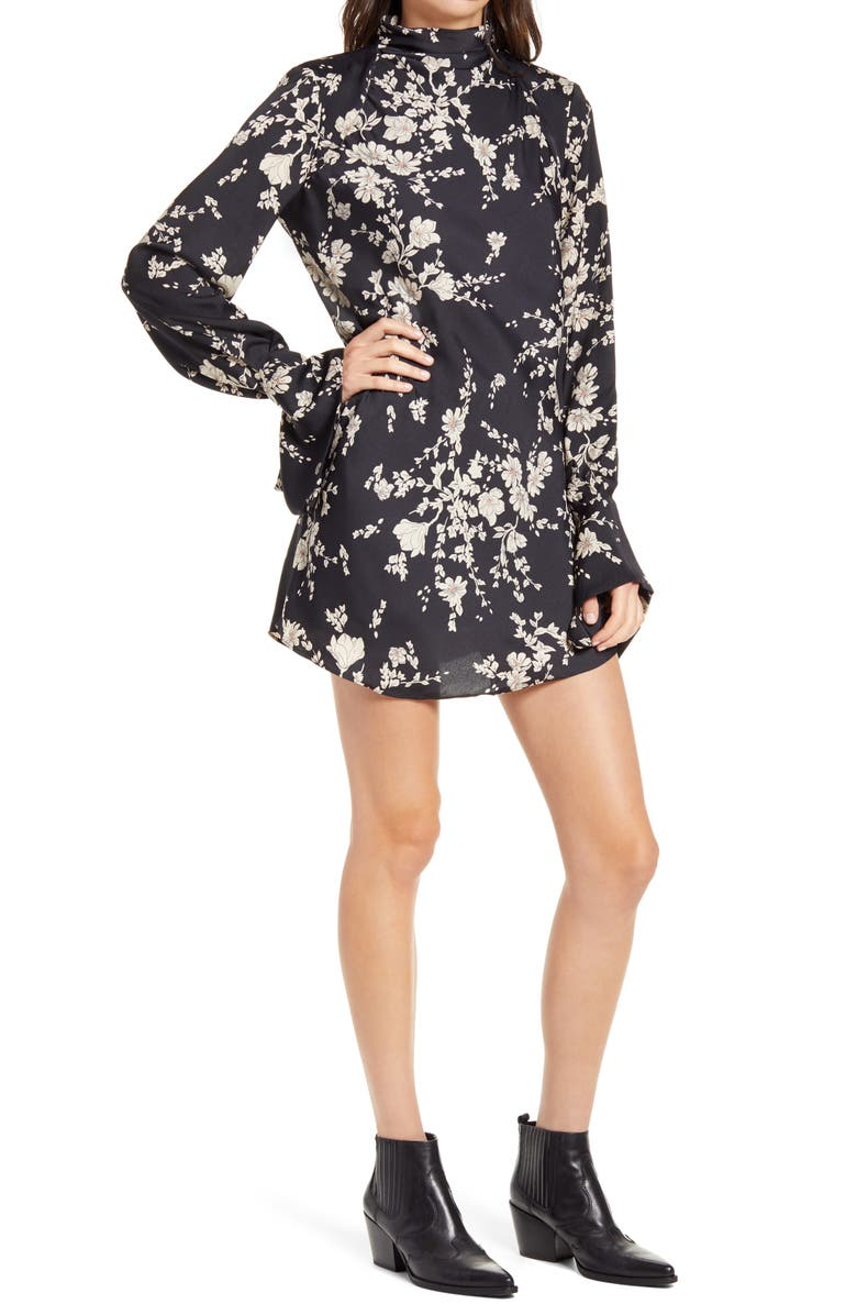 Free People Aries Mini Dress