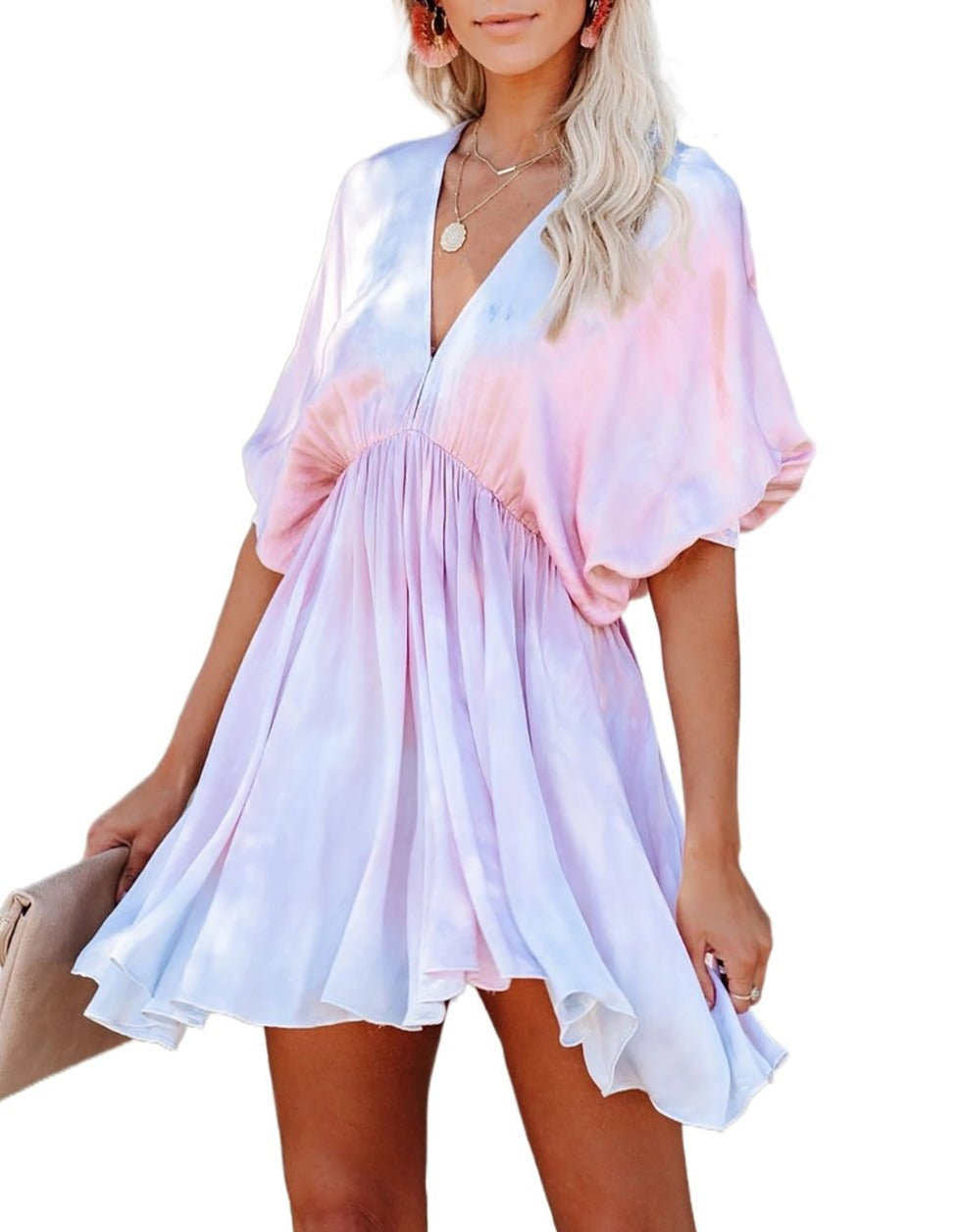 Babydoll Swing Dress