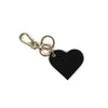 B-LOW THE BELT HEART KEYCHAIN