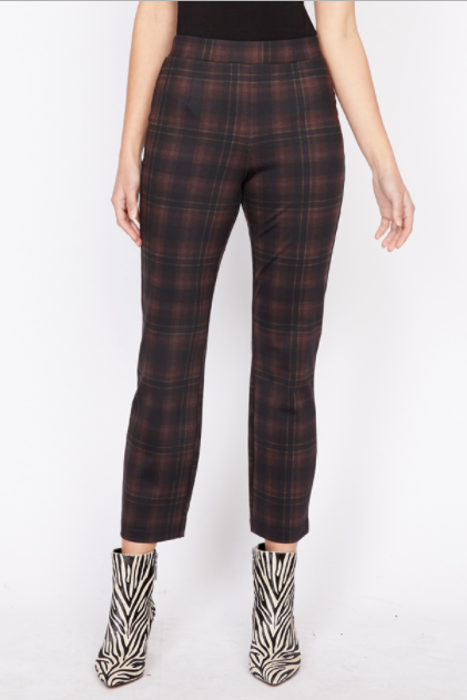 Sanctuary Carnaby Kick Crop Ponte Pant
