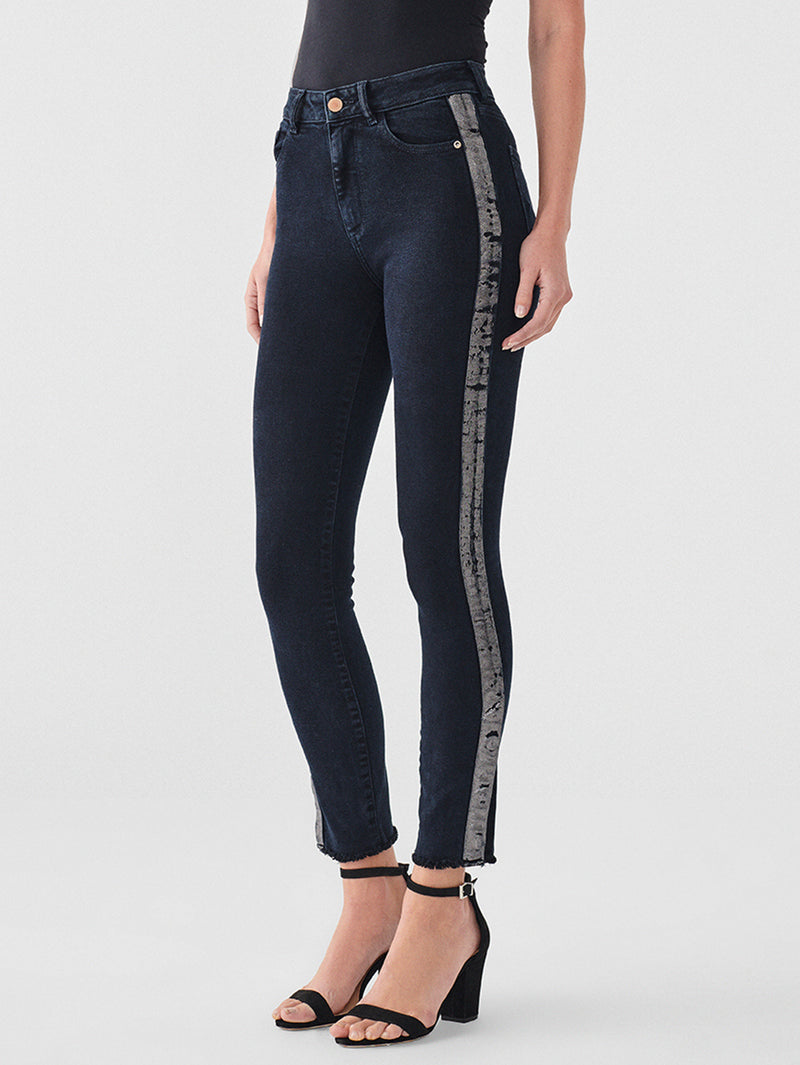 DL1961 Farrow Ankle High Rise Skinny