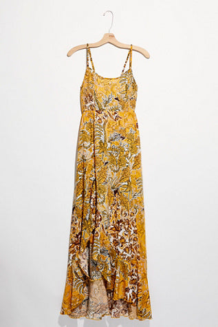 Free People Forever Yours Slip Maxi Dress