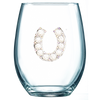 Jeweled Stemless Wineglass Collection