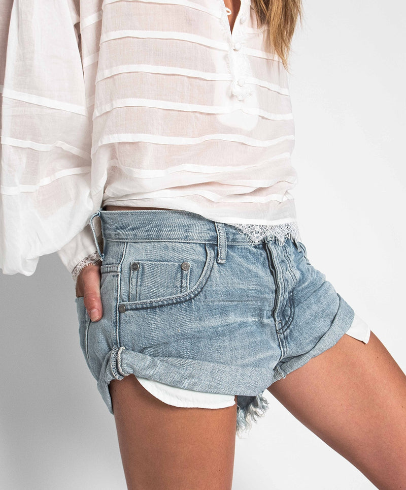 One Teaspoon Bandit Denim Short